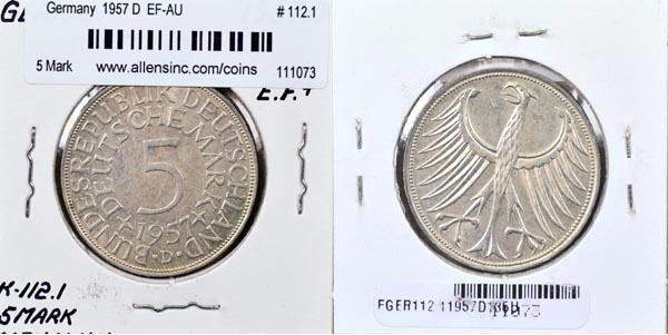 World Coins - Germany, Marks