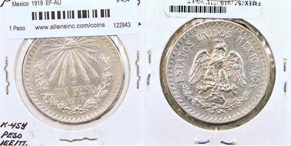 World Coins - Mexico