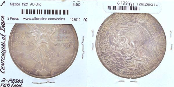 World Coins - Mexico