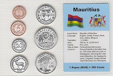 Mauritius Coin Sets