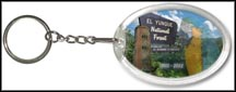 El Yunque National Forest Quarter Keychain